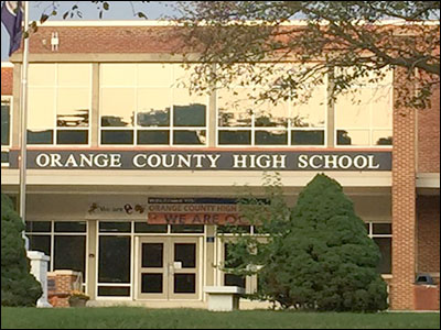 Orange County High School