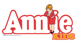 Logo for Annie the Musical