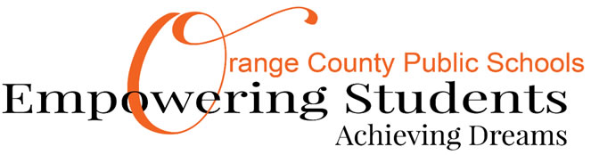 Orange County Public Schools Logo - Empowering Students - Achieving Dreams