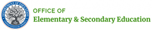 Department of Education Elementary and Secondary Schools Logo