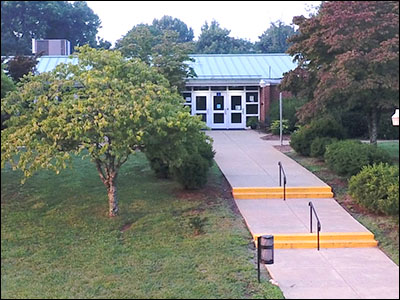 Taylor Education Administration Complex